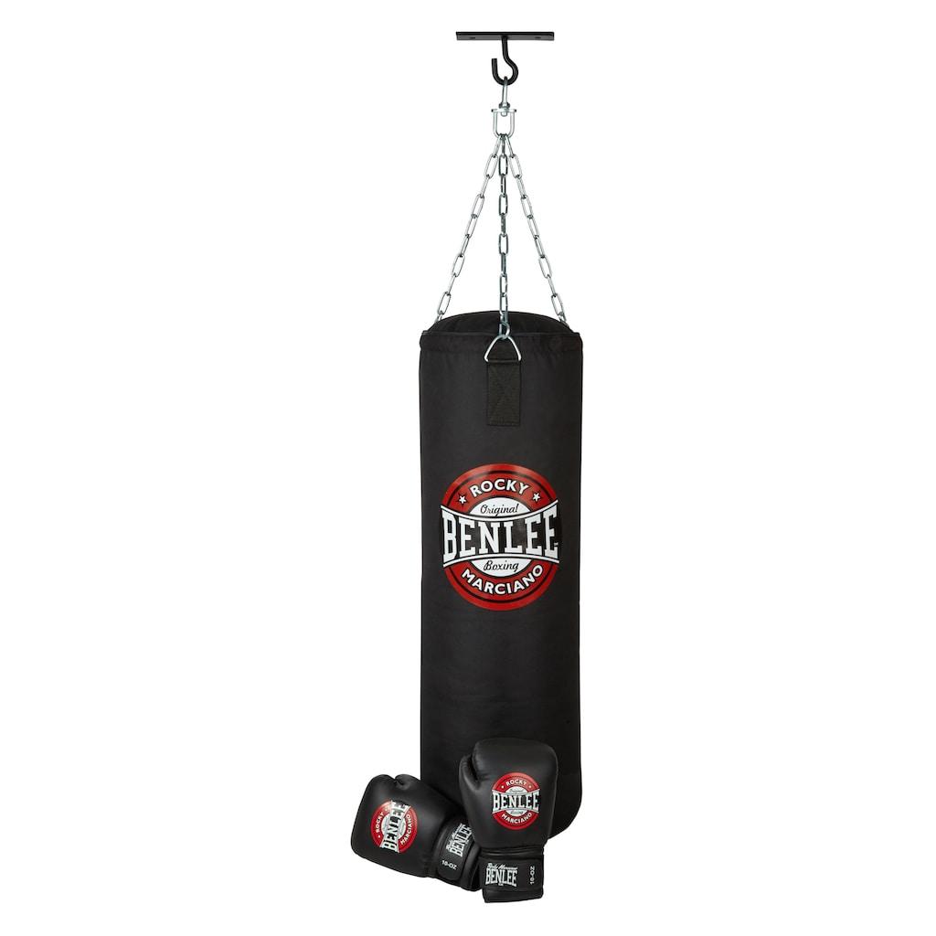 Benlee Rocky Marciano Boxsack »THUNDER«, mit praktischem Haken