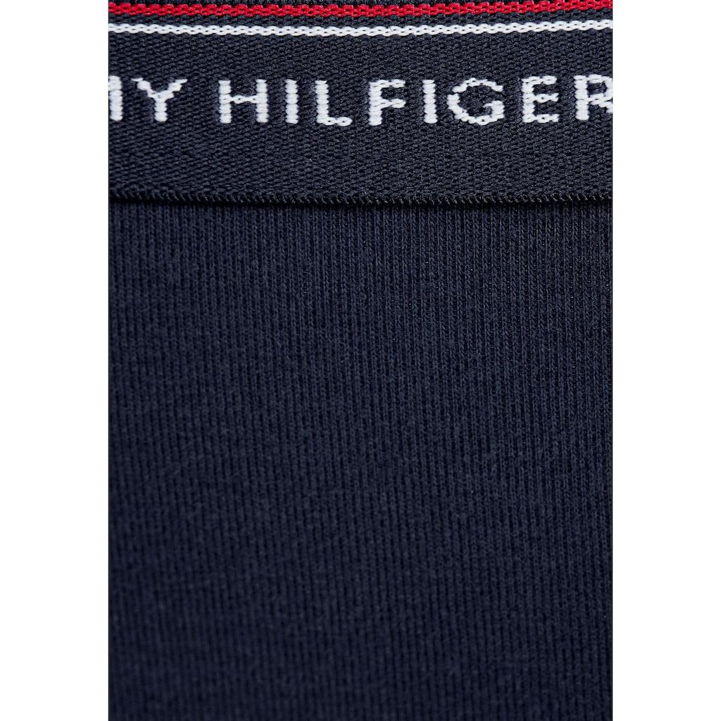 TOMMY HILFIGER String, mit Logobund