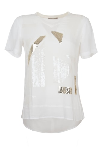 TUZZI Pailletten Bluse kaufen