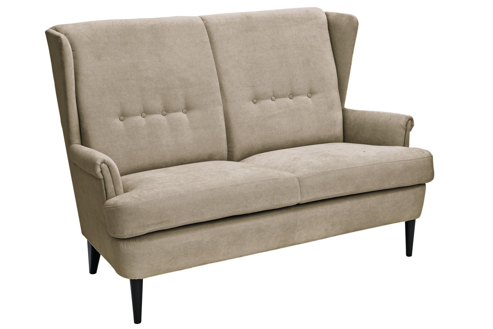 heine home Speisesofa 3er mit extrahoher Sitzfläche