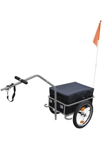 FISCHER Fahrräder Fahrradlastenanhänger »Profi Plus III« kaufen