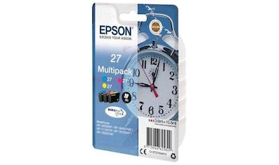 Epson »DURABRITE ULTRA INK 27 ( C13T27054012)« Tintenpatrone kaufen