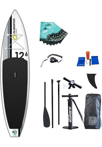 GLADIATOR Inflatable SUP-Board »Gladiator LT 12.6 SP«, (Set) kaufen