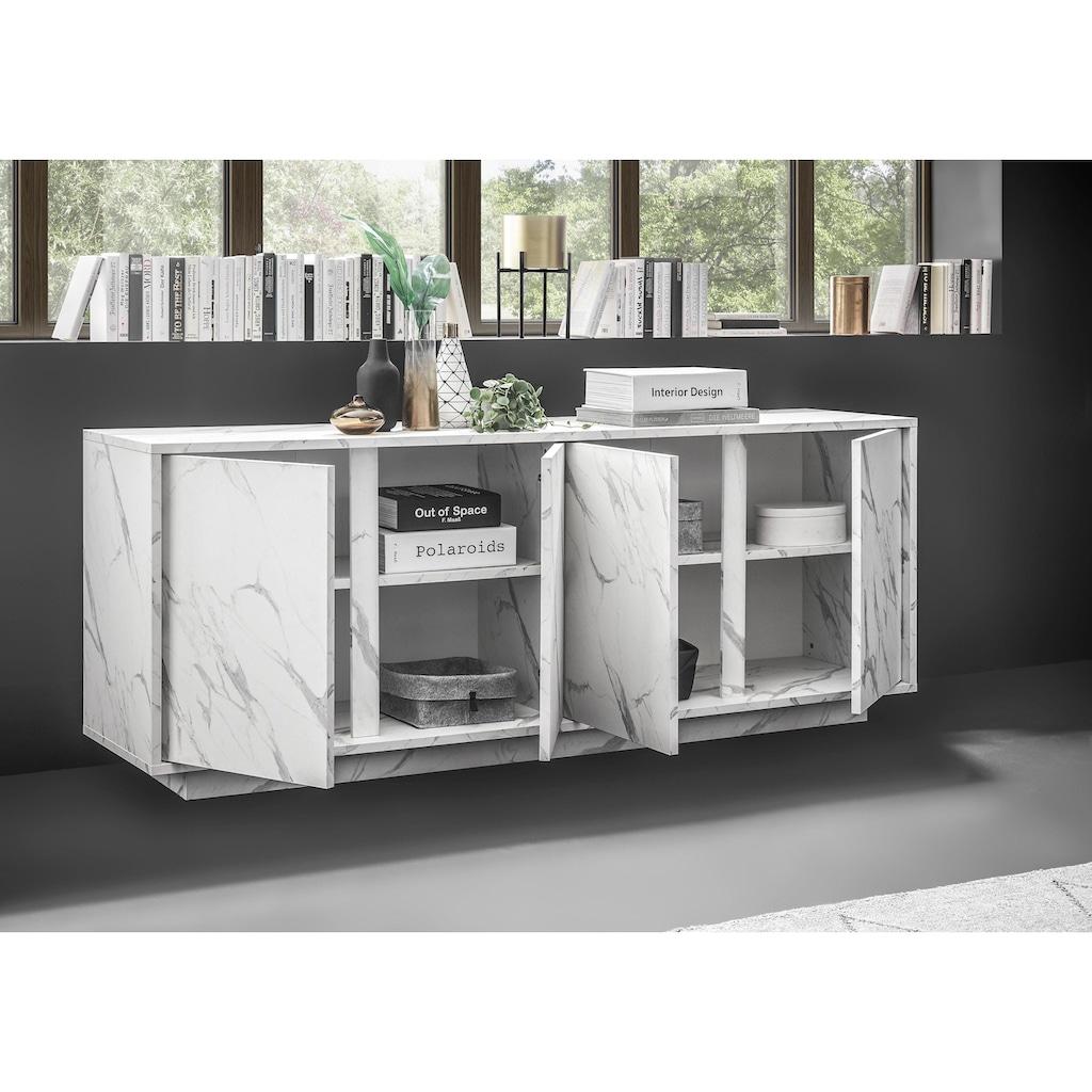 LC Sideboard »Carrara«, grifflos