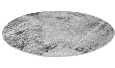 Teppich, »Luna«, Andiamo, rund, Höhe 7 mm, maschinell gewebt kaufen