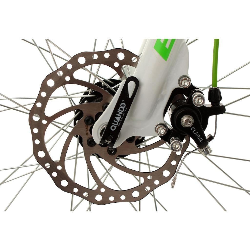 KS Cycling Mountainbike »Bliss«, 21 Gang Shimano Tourney Schaltwerk, Kettenschaltung