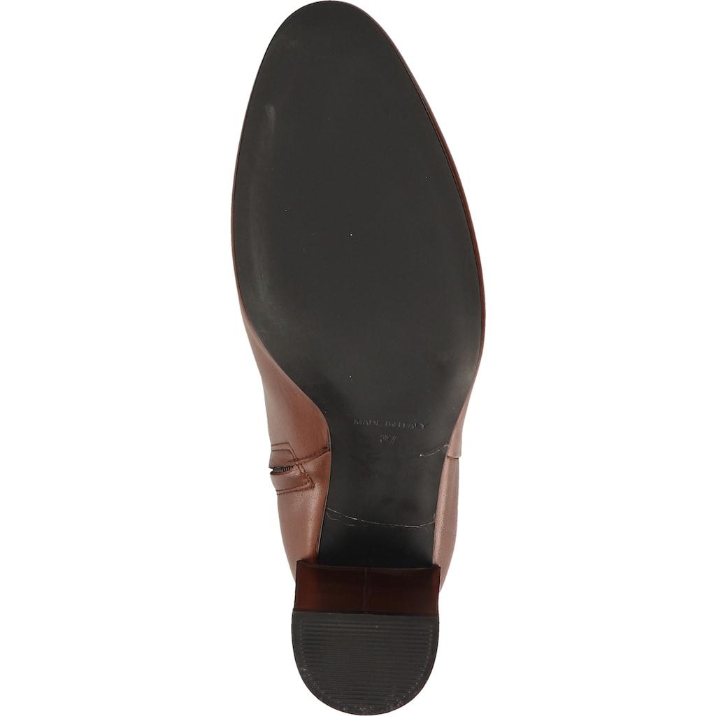 Scapa High-Heel-Stiefel »Leder«