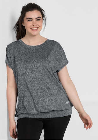 Sheego T-Shirt, aus Funktionsmaterial kaufen