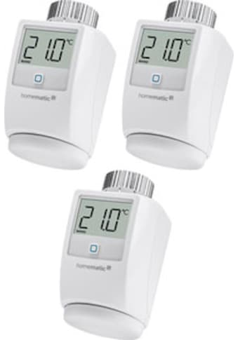 Homematic IP »Heizkörperthermostat 3er Set« Smartes Heizkörperthermostat kaufen