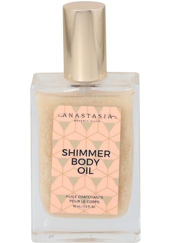 ANASTASIA BEVERLY HILLS Körperöl »Shimmer Body Oil« kaufen