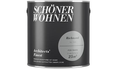 SCHÖNER WOHNEN FARBE Farbe »Architects' Finest Richmond«, matt 2 l kaufen