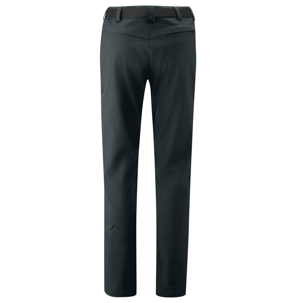 Maier Sports Funktionshose »Perlit W«, Warme, robuste Softshellhose, elastisch