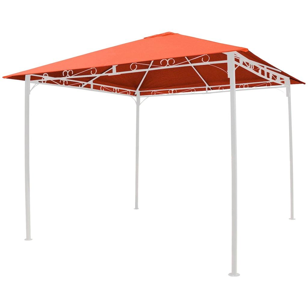 Grasekamp Pavillonersatzdach »Rimini/Amalfi«, BxT: 293x293 cm