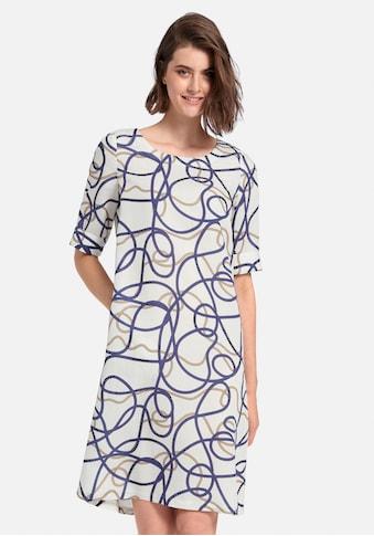 Peter Hahn Sommerkleid »Kleid mit 1/2-Arm«, . kaufen