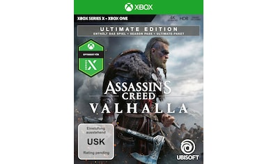 Assassin's Creed Valhalla  -  Ultimate Edition Xbox One kaufen