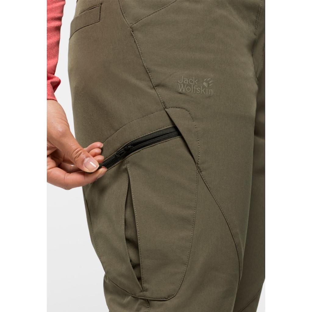 Jack Wolfskin Softshellhose »CHILLY TRACK XT PANTS WOMEN«