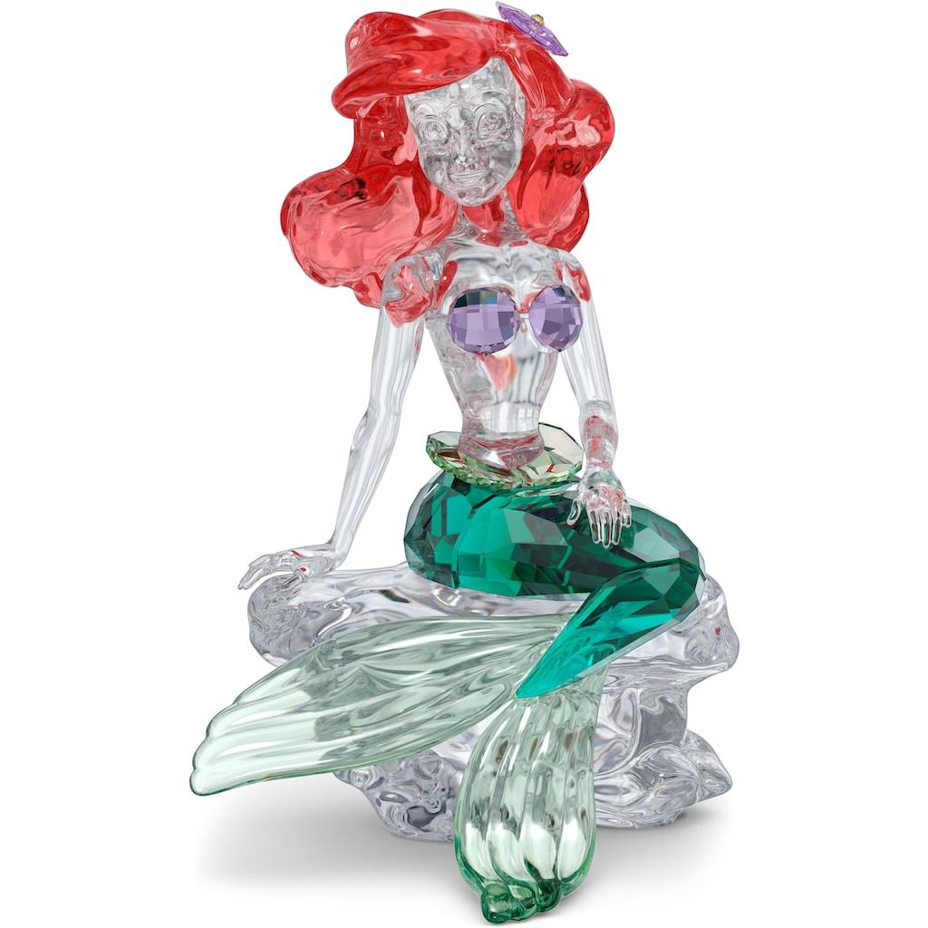Swarovski Comicfigur »Arielle, die Meerjungfrau, Jahresausgabe 2021, 5552916«, Swarovski® Kristall