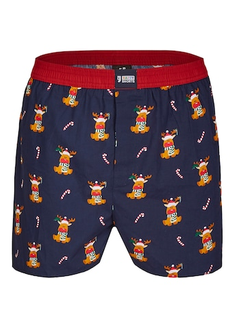 HAPPY SHORTS Webboxer »REINDEER« kaufen