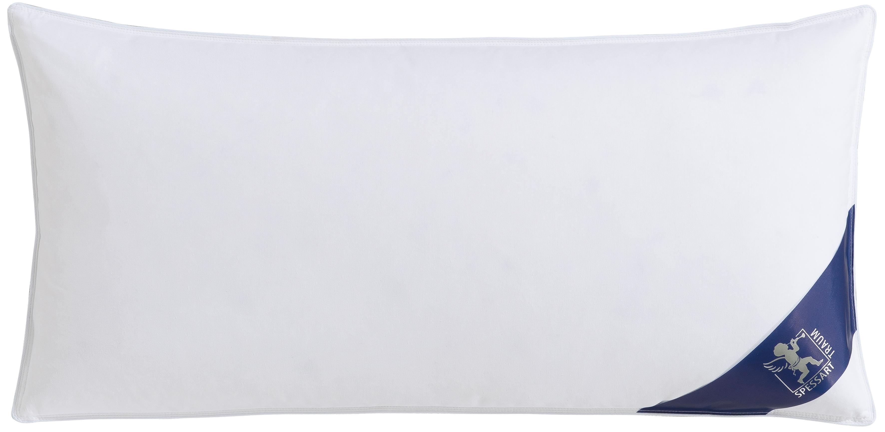 3-Kammer-Kopfkissen Premium SPESSARTTRAUM Bezug: 100% Baumwolle
