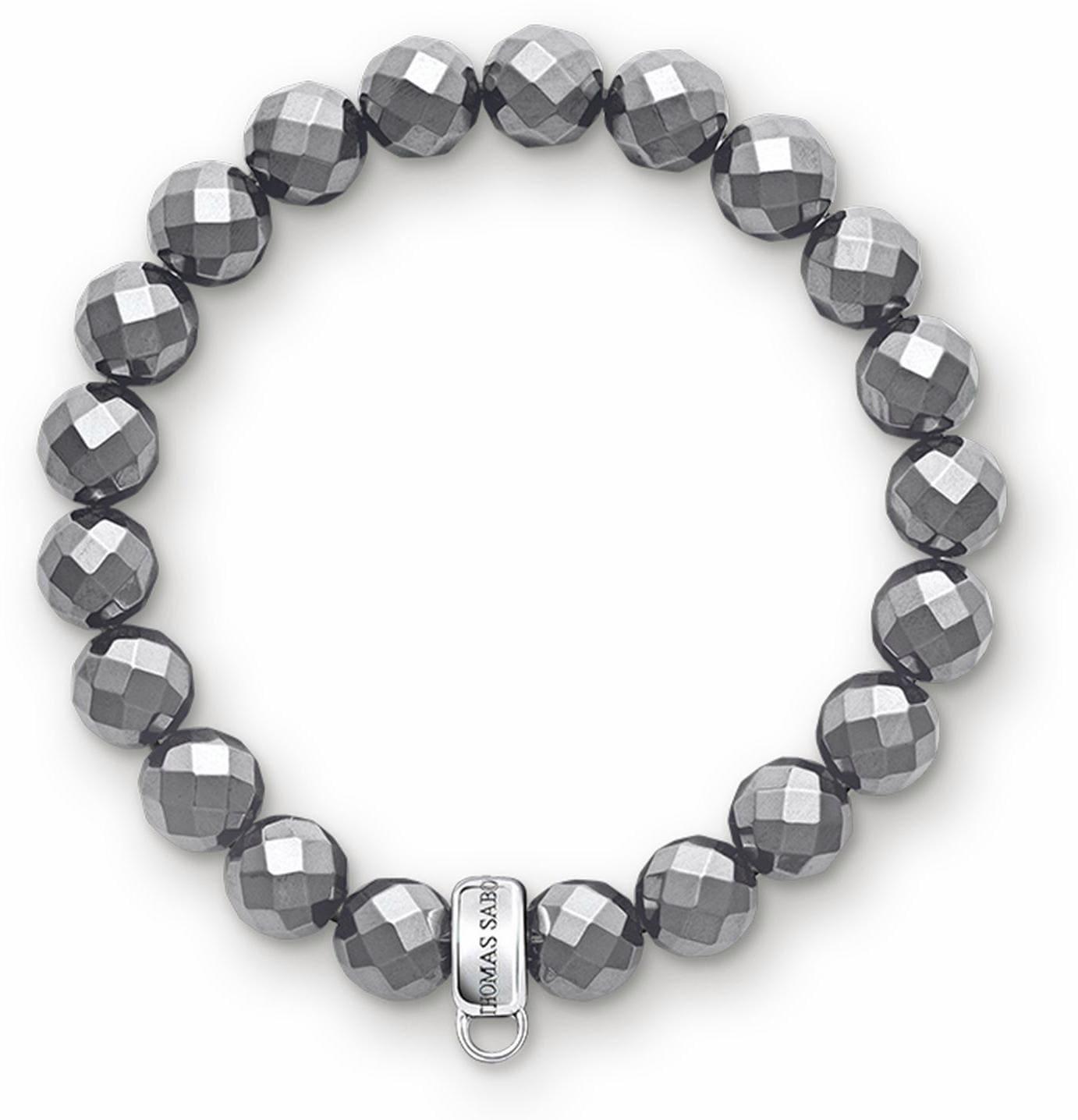 THOMAS SABO Charm-Armband X0187-064-11-M 11-S | Schmuck > Armbänder > Charm-Armbänder | Grau | Thomas Sabo
