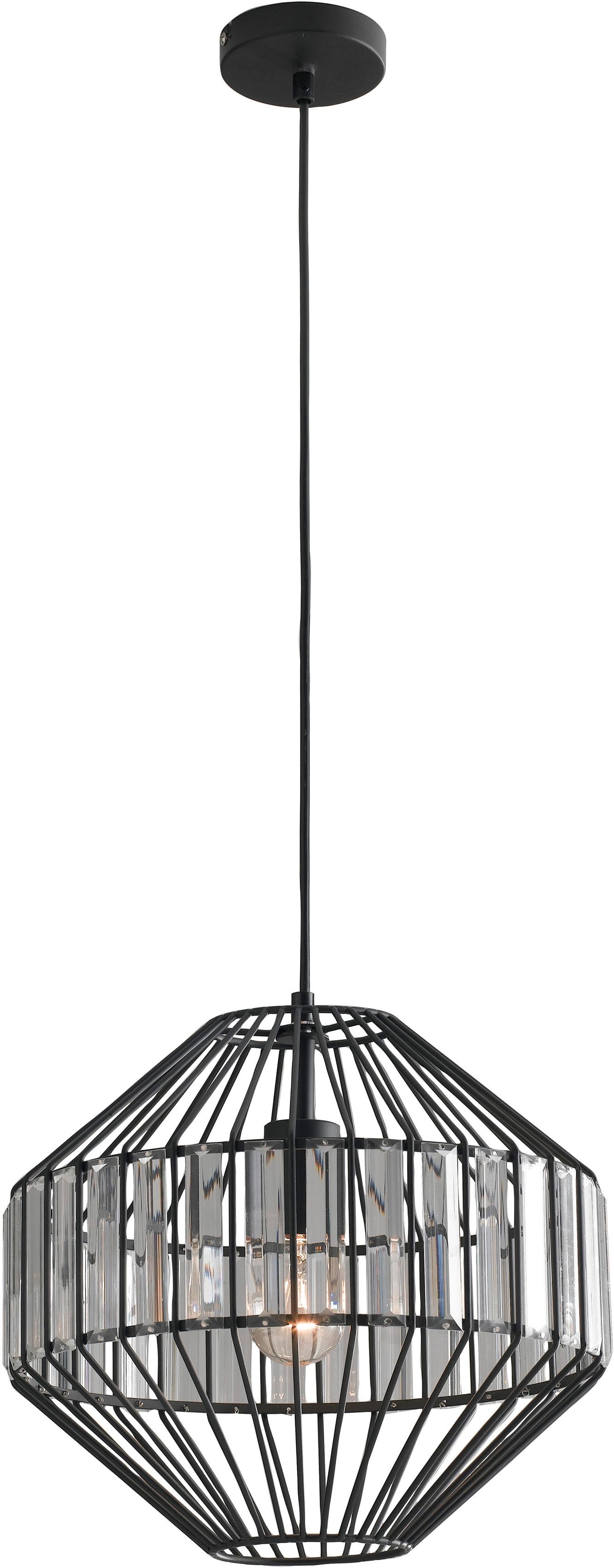 LUCE Design Pendelleuchte I-OPIUM-S1, E27, 1 St.
