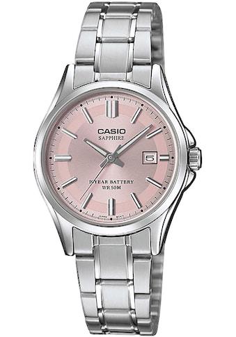 Casio Collection Quarzuhr »LTS - 100D - 4AVEF« kaufen