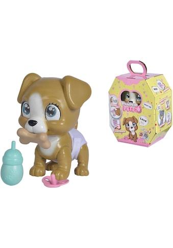 SIMBA Spielfigur »Pamper Petz Hund«, mit Trink- und Nässfunktion kaufen