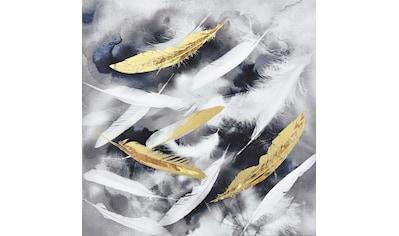Leonique Ölbild »Feathers«, (1 St.) kaufen