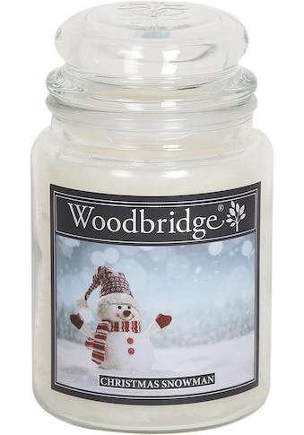 Woodbridge Duftkerze »Christmas Snowman« kaufen