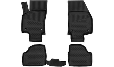 WALSER Passform-Fußmatten »XTR«, (4 St.), für Ford S-MAX (WA6) Bj 05/2006 - 12/2014 kaufen