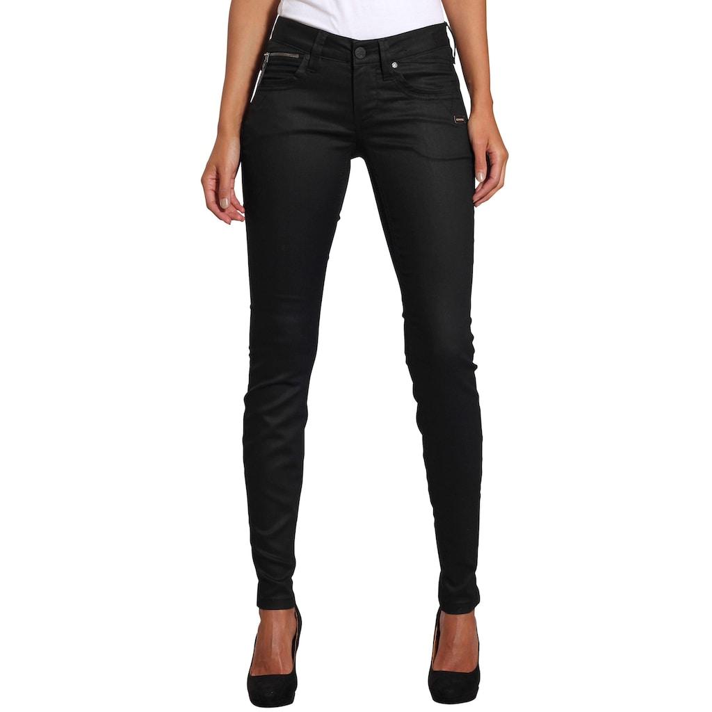 GANG Skinny-fit-Jeans »NIKITA«, Coin-Pocket mit Reißverschluss