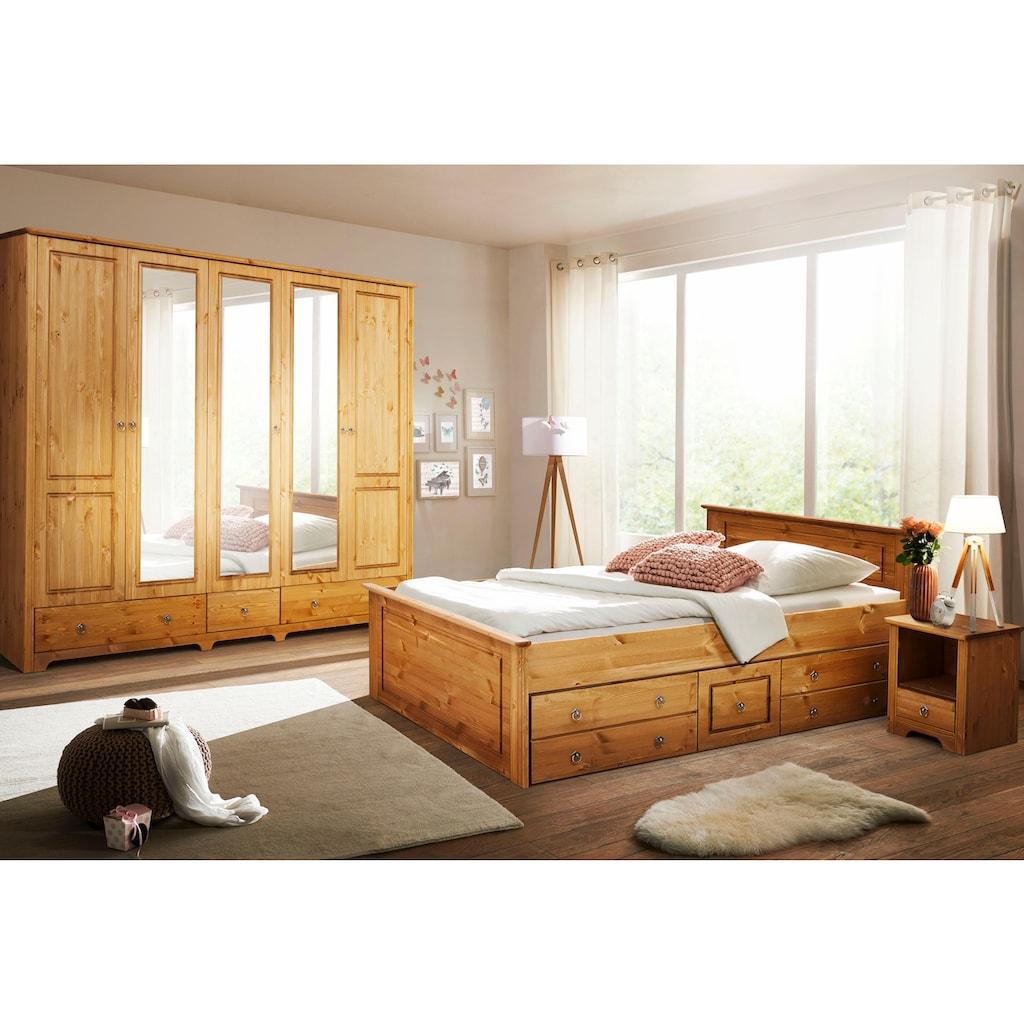 Home affaire Schubkasten, für Betten «Hugo»