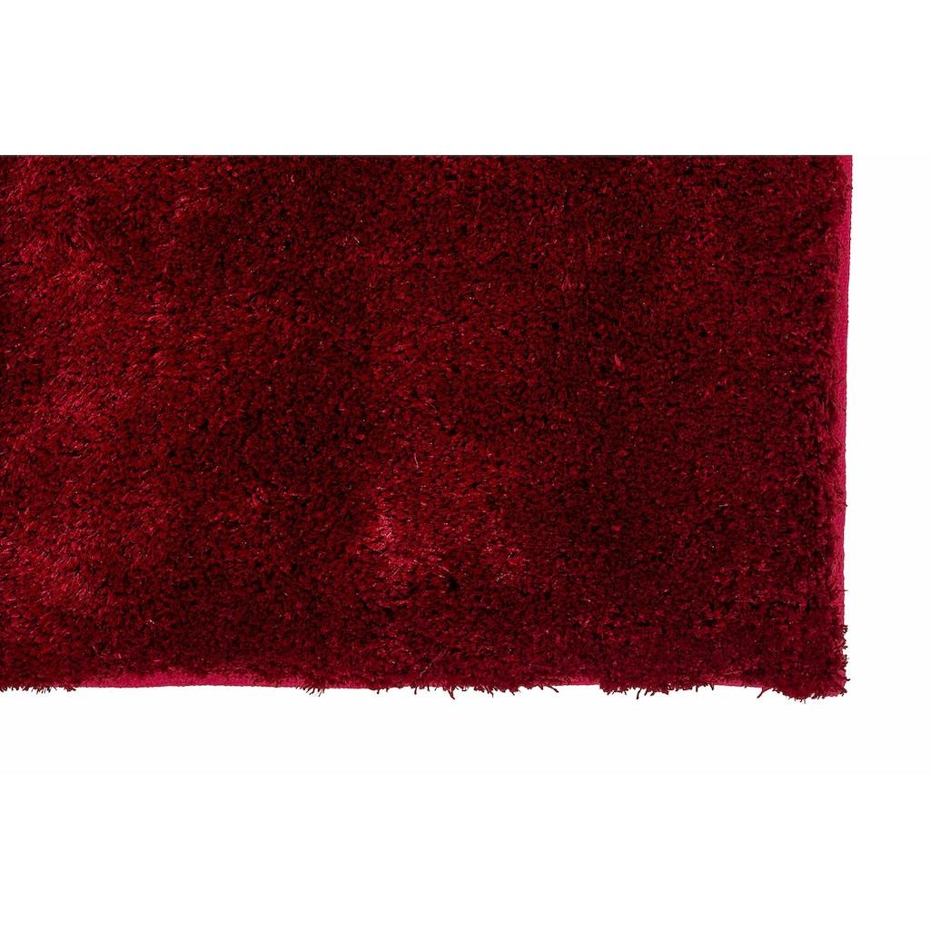SCHÖNER WOHNEN-Kollektion Hochflor-Teppich »New Elegance«, rechteckig, 30 mm Höhe, Wunschmaß, weiche Microfaser, Wohnzimmer