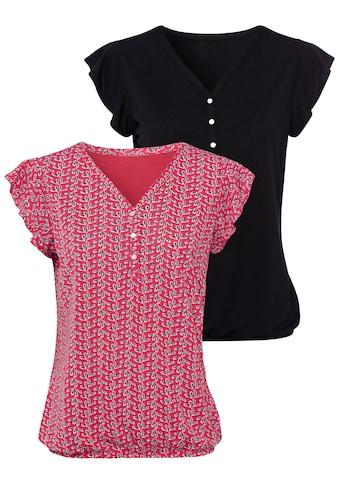 LASCANA Shirttop kaufen