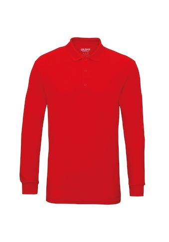 Gildan Poloshirt »Herren Premium Pique Polo-Hemd, langärmlig« kaufen