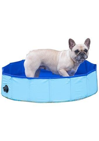 ABUKI Hundepool ØxH: 80x20 cm kaufen