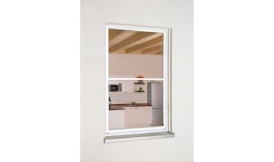 HECHT Insektenschutz - Fenster »MASTER SLIM XL«, weiß/anthrazit, BxH: 130x220 cm kaufen