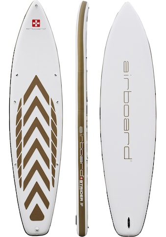 Airboard Inflatable SUP-Board »Airboard STRIDER Gold Large«, (Set, 5 tlg.) kaufen