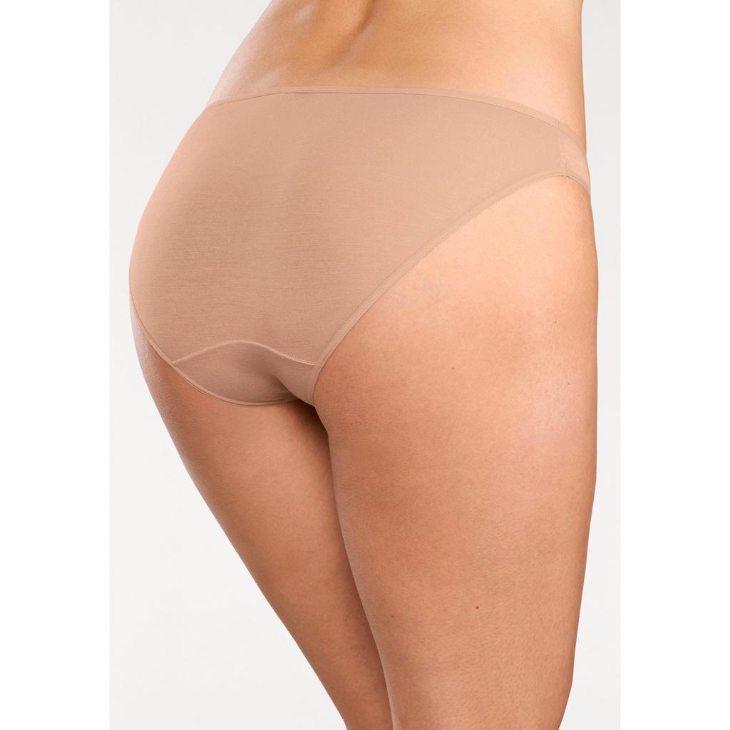 LASCANA Bikinislip, aus hochwertiger Modal-Qualität