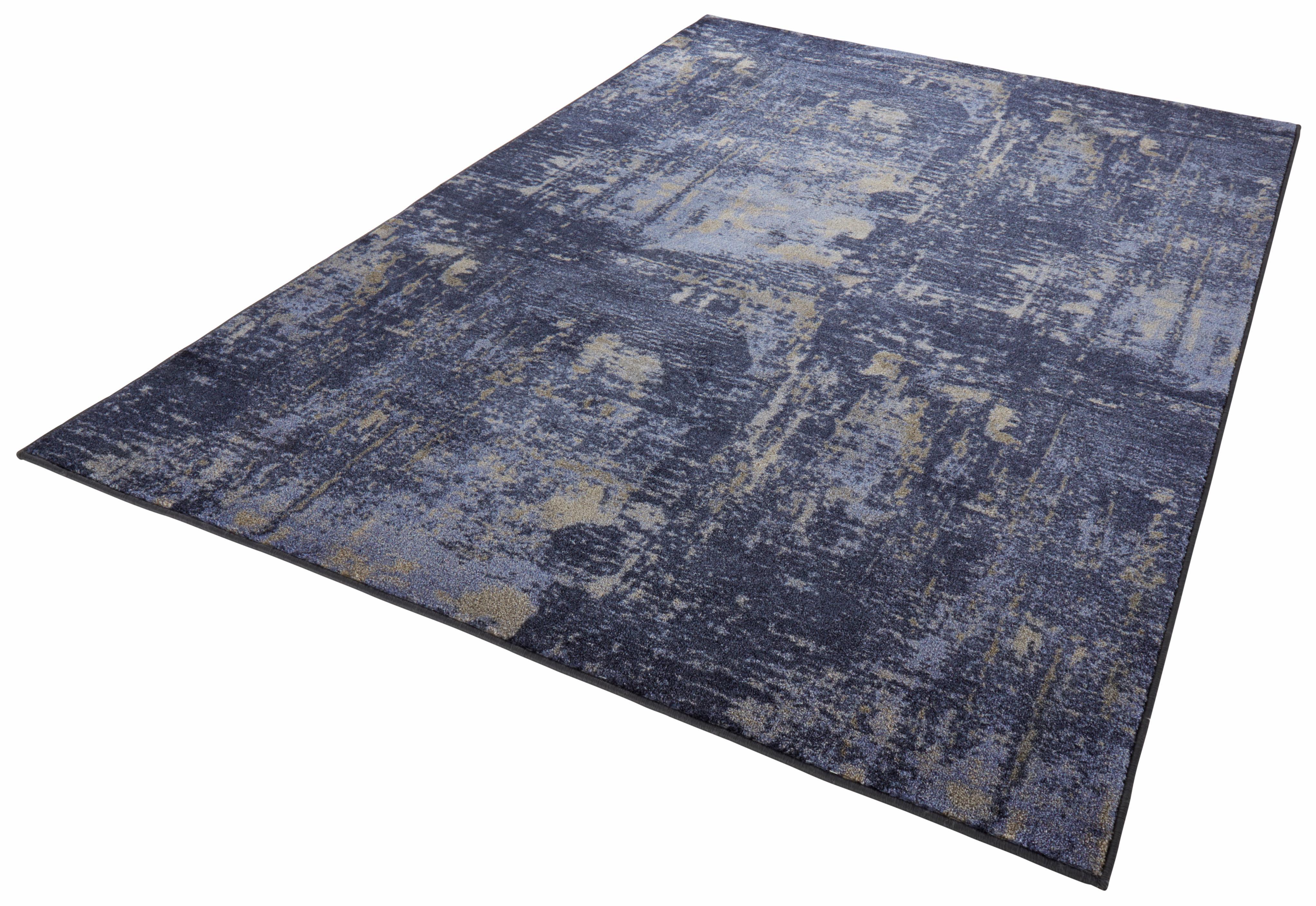 Teppich Golden Gate MINT RUGS rechteckig Höhe 10 mm maschinell gewebt