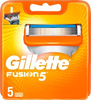 Gillette Fusion Manual Rasierklingen 5-tlg Preisvergleich
