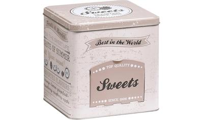 """Zeller Present Vorratsdose """"Sweets"""" (1 - tlg.) kaufen"""
