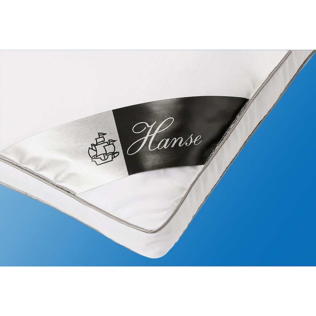 Hanse by RIBECO Kunstfaserbettdecke »Max«, extrawarm, (1 St.), sehr weich und flauschig