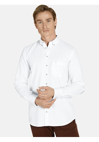 Charles Colby Langarmhemd »EARL EDMUND«, mit Details in Jersey kaufen