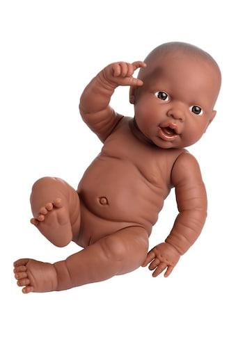 Bayer Babypuppe »Newborn Baby Black Girl«, (1 tlg.) kaufen