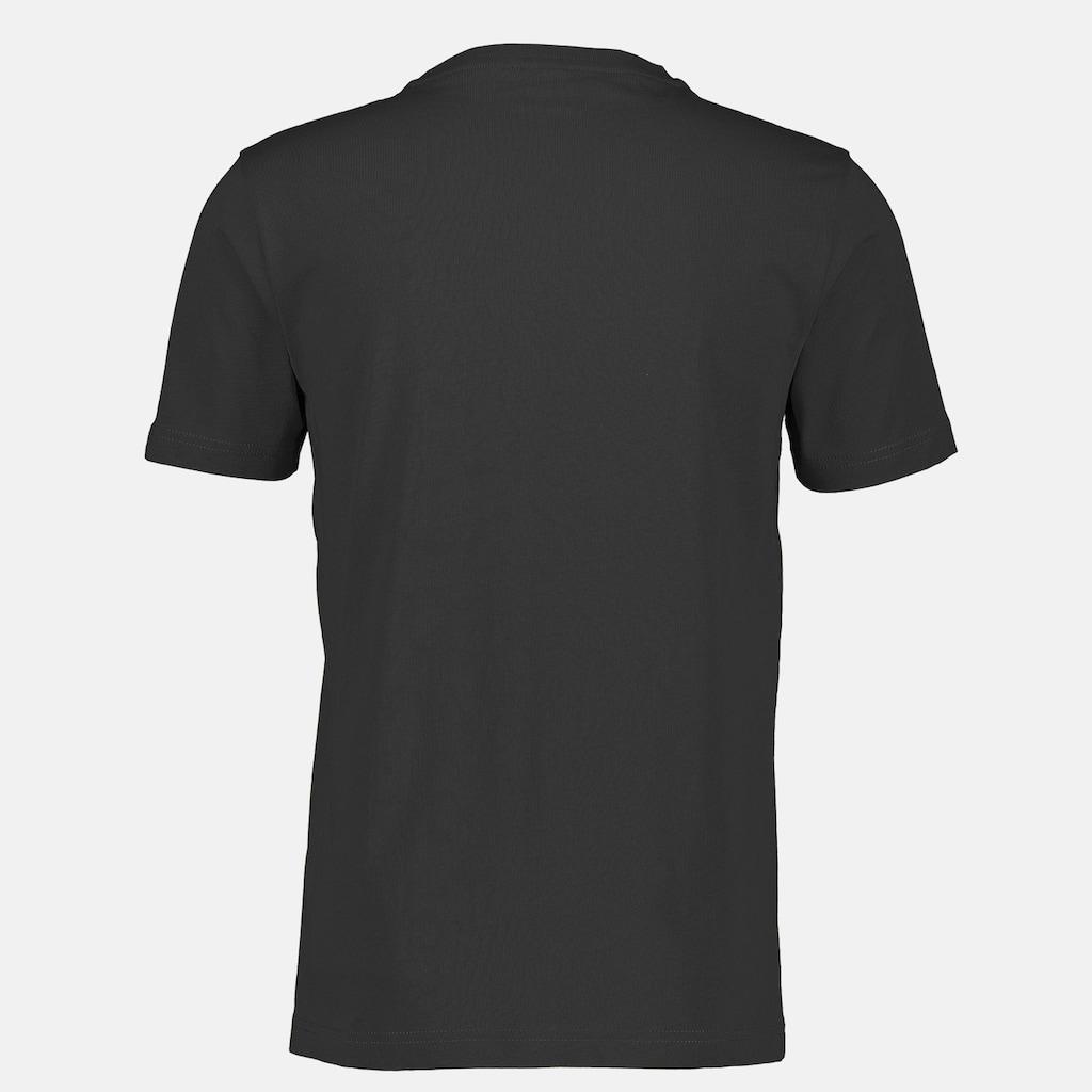 LERROS T-Shirt »unspoiled«, mit Brustprint, in Großen Größen