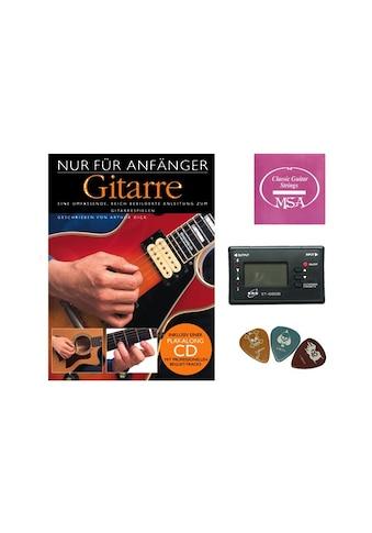 Stimmgerät »Starterset für Konzertgitarre« kaufen