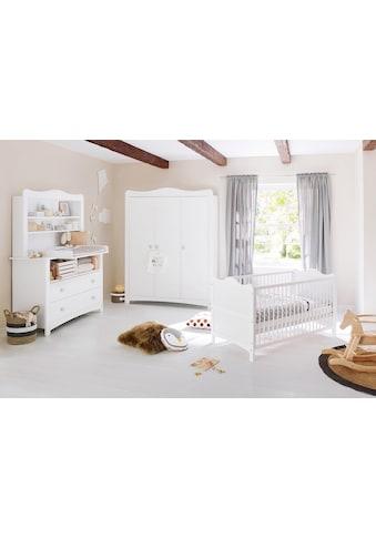 Pinolino® Babyzimmer-Komplettset »Florentina«, (Set, 4 St.), extrabreit groß mit... kaufen
