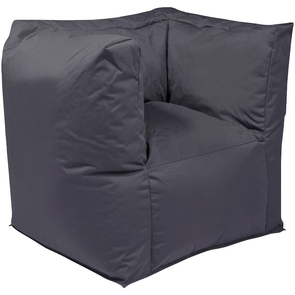 OUTBAG Sitzsack »Valley Plus«, wetterfest, für den Außenbereich