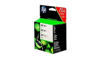 HP »hp 301, original, E5Y87EE , Sparset« Tintenpatrone kaufen
